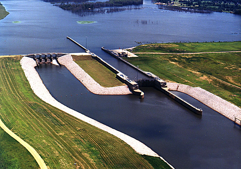 Mississippi monroe county amory - Usace Amory Lock Jpg