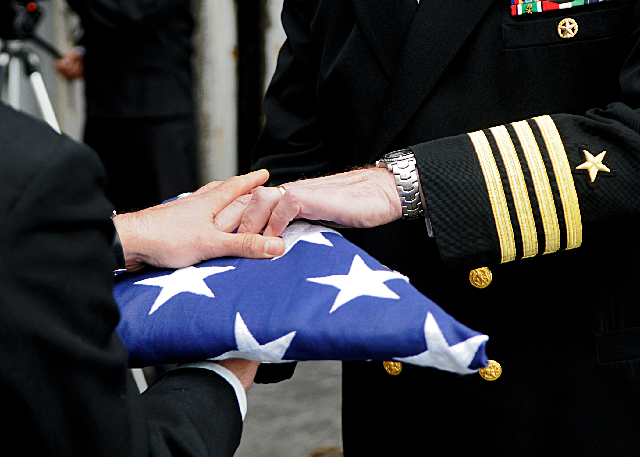 Image result for the american burial flag