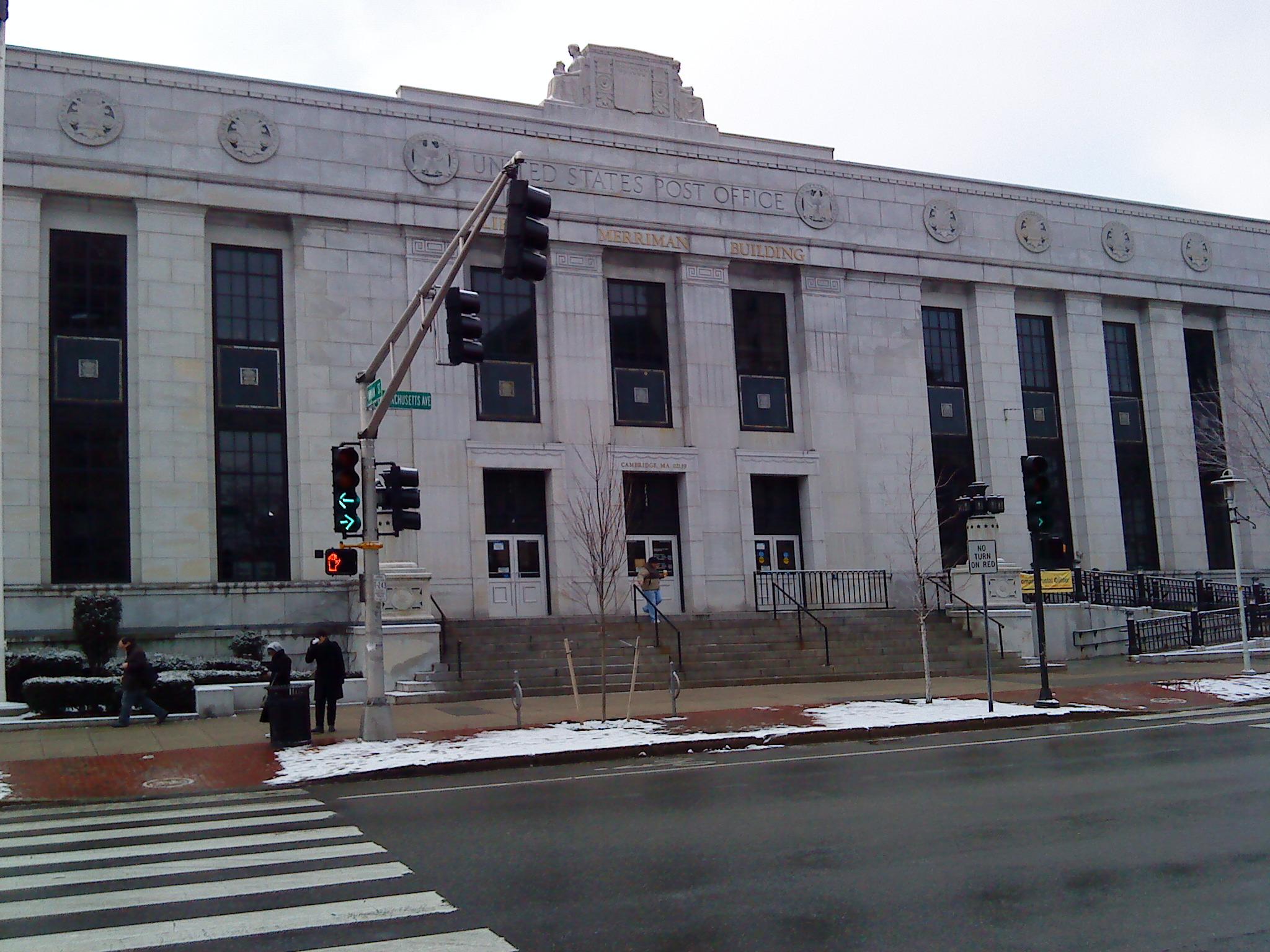 File:US Post Office-Central Square - 770 Massachusetts Avenue ...