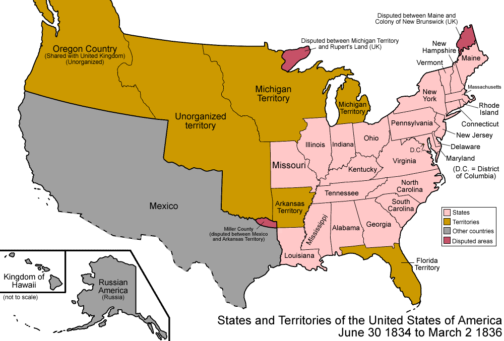 FileUnited States Png Wikimedia Commons - 1830 us map