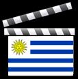Uruguay film clapperboard.png