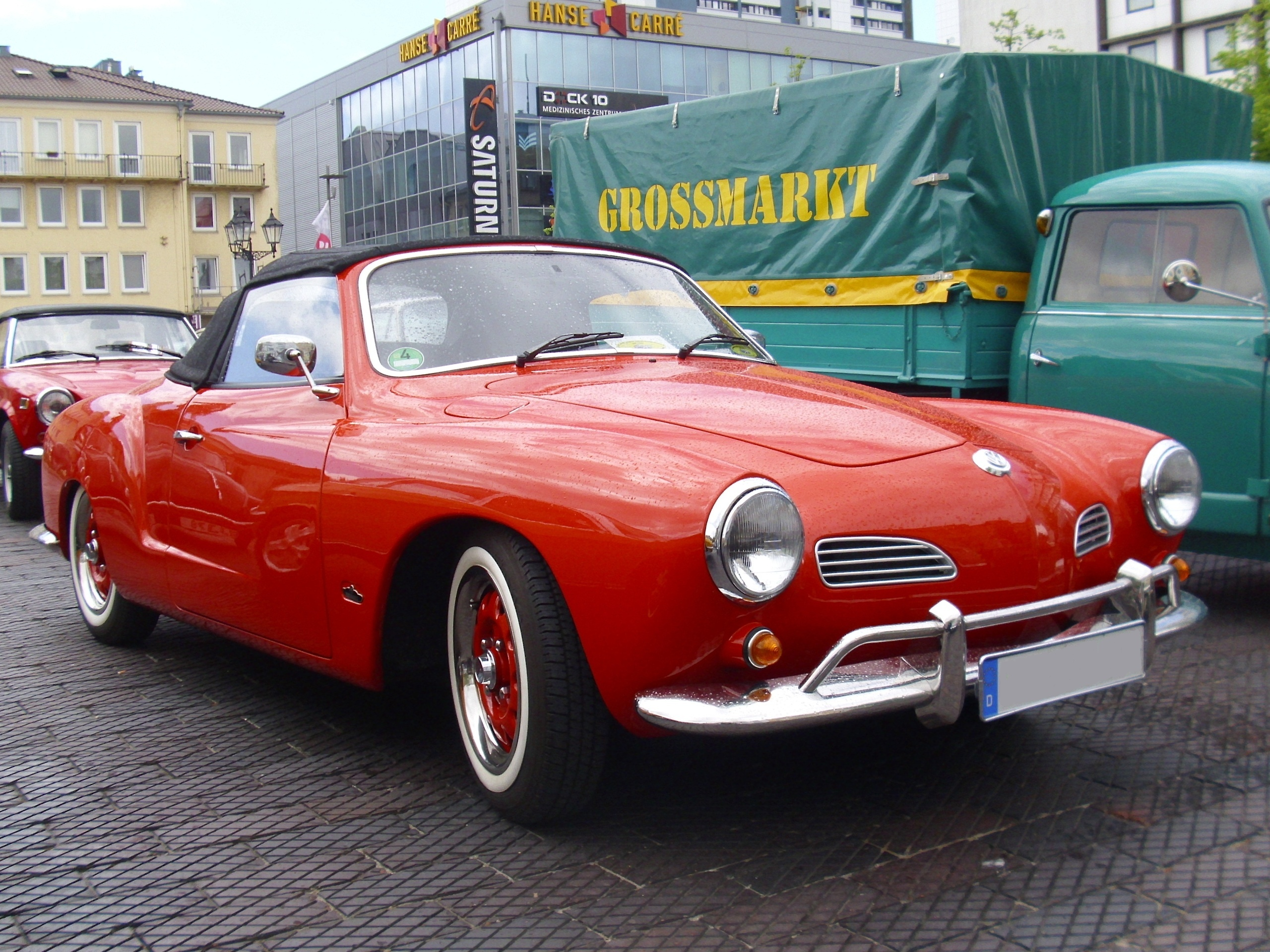 file vw karmann ghia cabriolet wikimedia commons. Black Bedroom Furniture Sets. Home Design Ideas