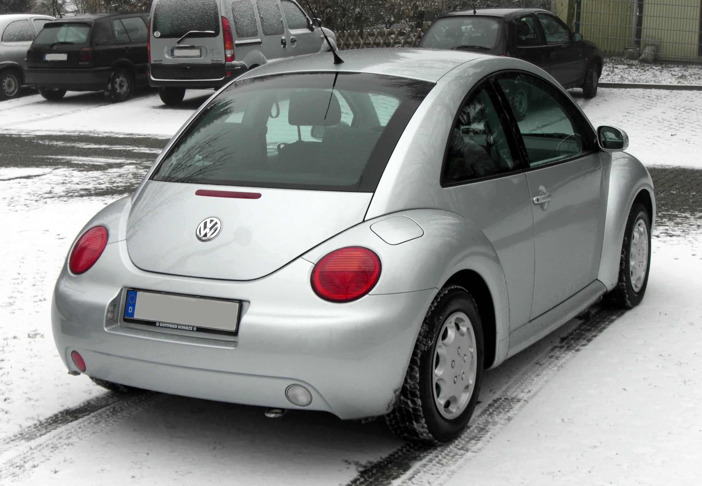 File Vw New Beetle Rear Jpg Wikimedia Commons