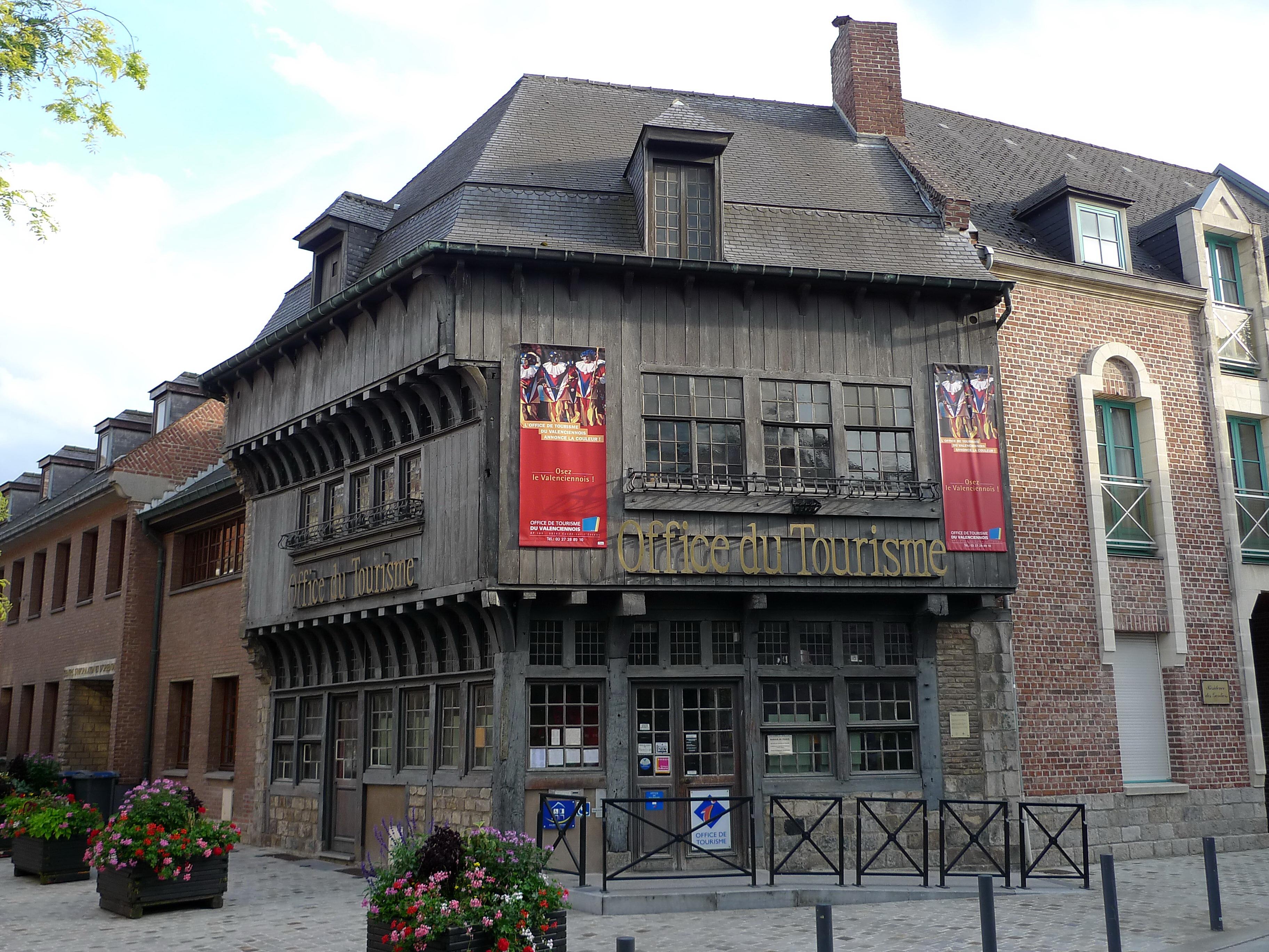 File valenciennes maison dite 39 39 espagnole 39 39 office de wikimedia commons - Office de tourisme espagne ...