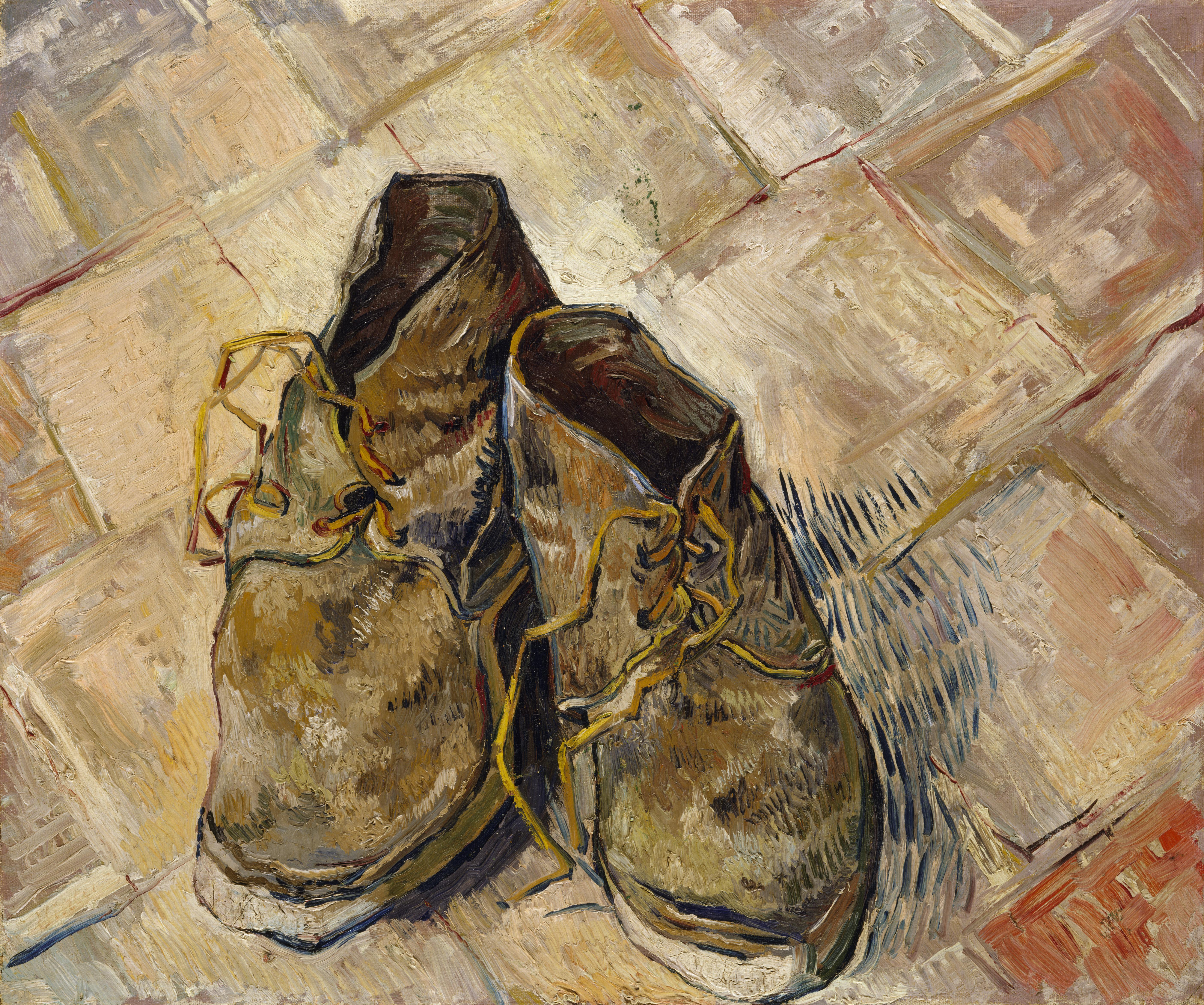 To Kill A Mockingbird Essay On Prejudice Filevincent Van Gogh  Shoes Jpg Speak By Laurie Halse Anderson Essay also Reflective Writing Essay Samples Filevincent Van Gogh  Shoes Jpg  Wikimedia Commons Best College App Essays