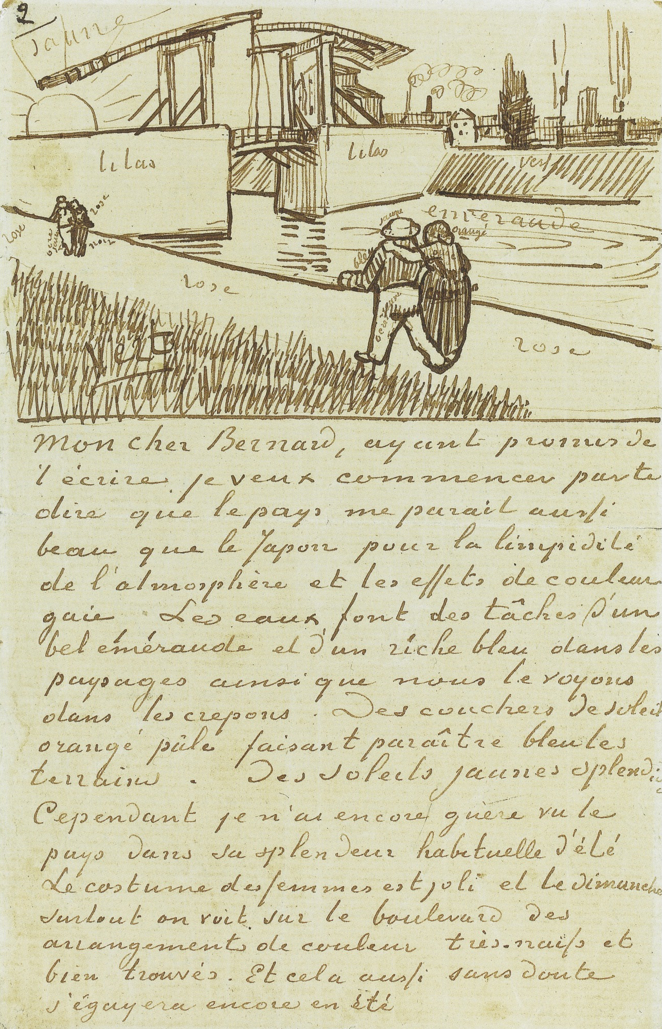 filevincent willem van gogh letter sketchjpg