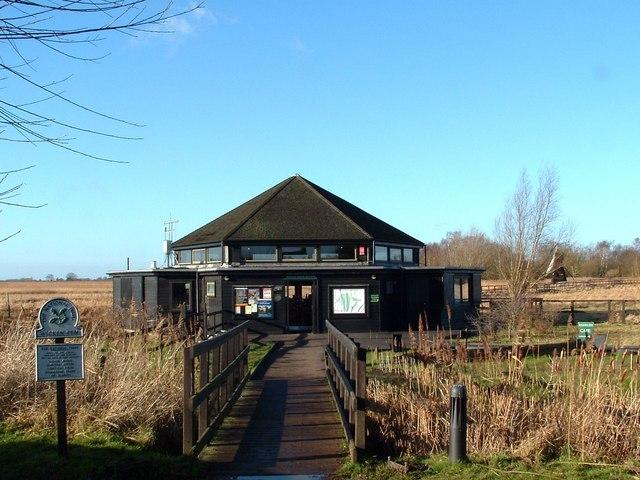 Visitors' Centre, Wicken Fen - geograph.org.uk - 1130238