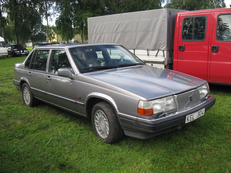 Volvo 960 — Wikipédia