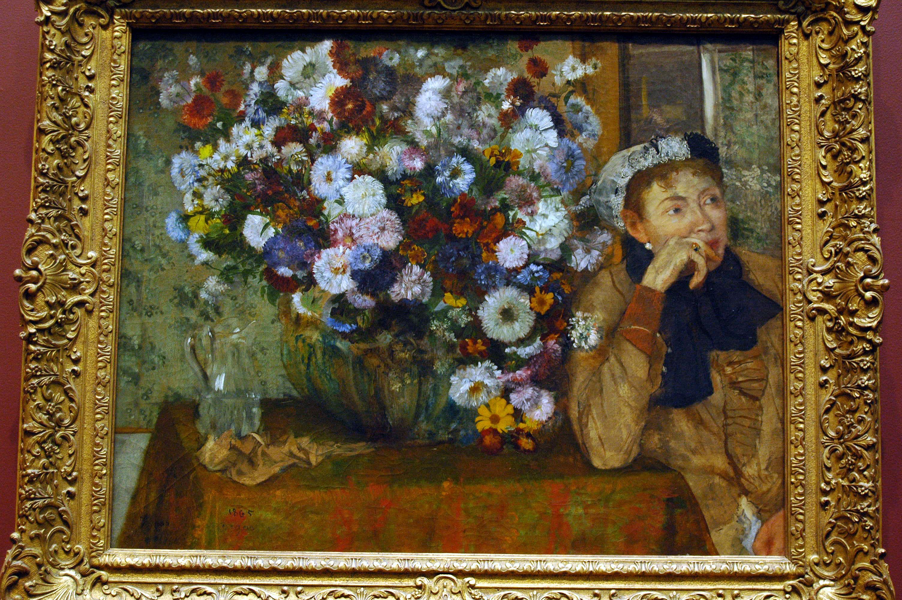 Filewla metmuseum edgar degas woman seated beside a vase of filewla metmuseum edgar degas woman seated beside a vase of flowersg reviewsmspy