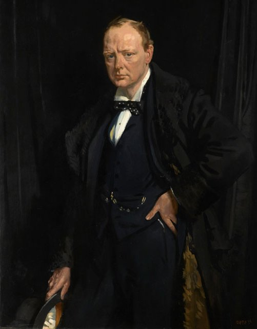 File:Winston Churchill by William Orpen, 1916,.jpg