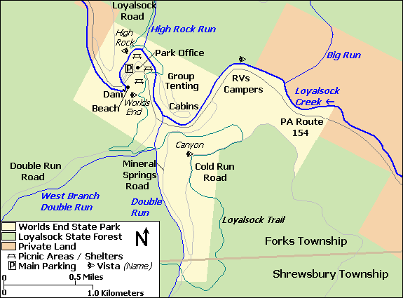 ohiopyle trail map with File Worlds End State Park Map on 7006055 furthermore Mountain Biking Routes In Ohiopyle additionally Kentuck Trail moreover Laurel Ridge State Park further File Heritage Railroad Trail County Park Howard Tunnel.
