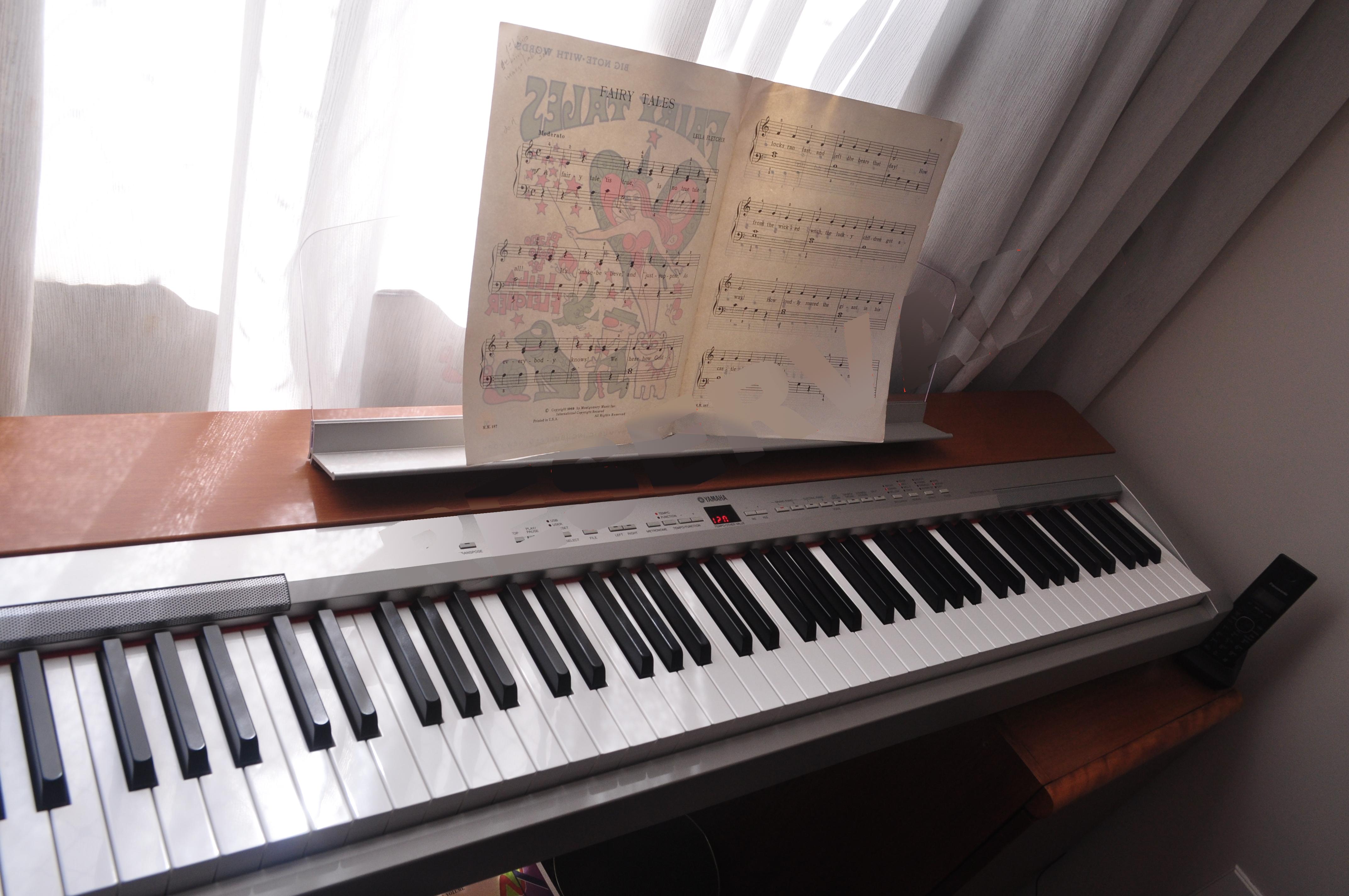 File yamaha digital piano p 155 2010 jpg for Yamaha digital piano philippines