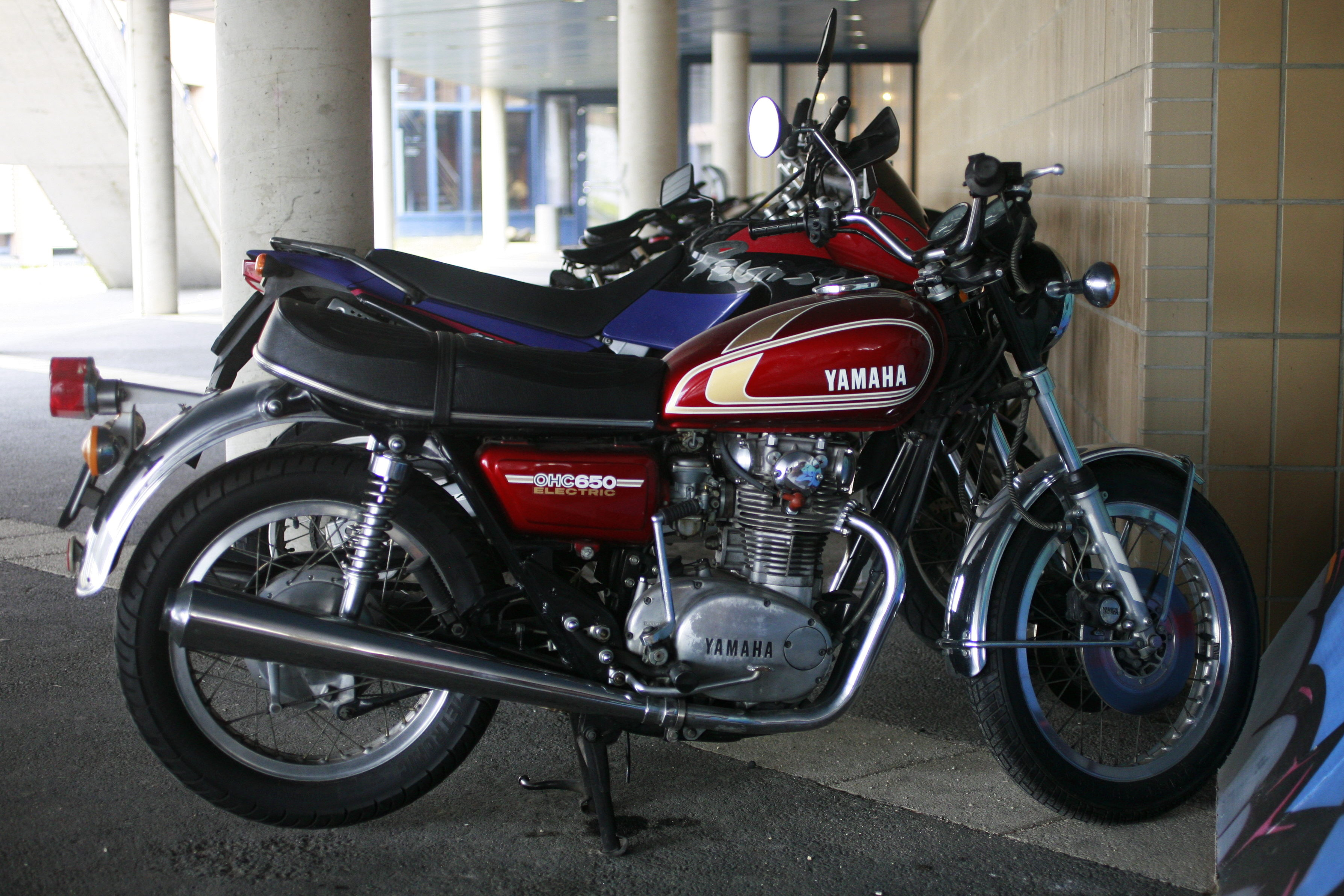 Yamaha Mg  Sub And Tops Hook Ups