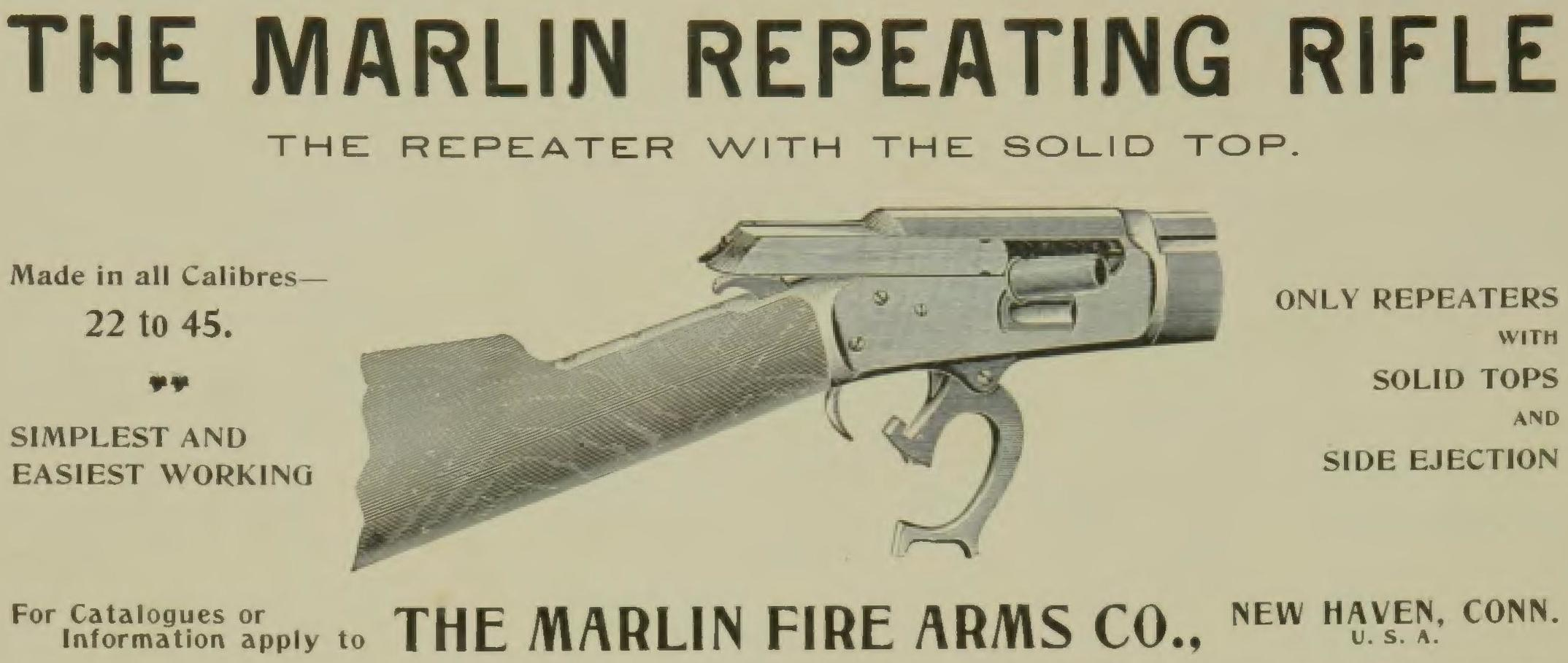 1891 1892 Front Sight Marlin 1893 Early Model