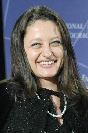 Picture of an author: Şafak Pavey