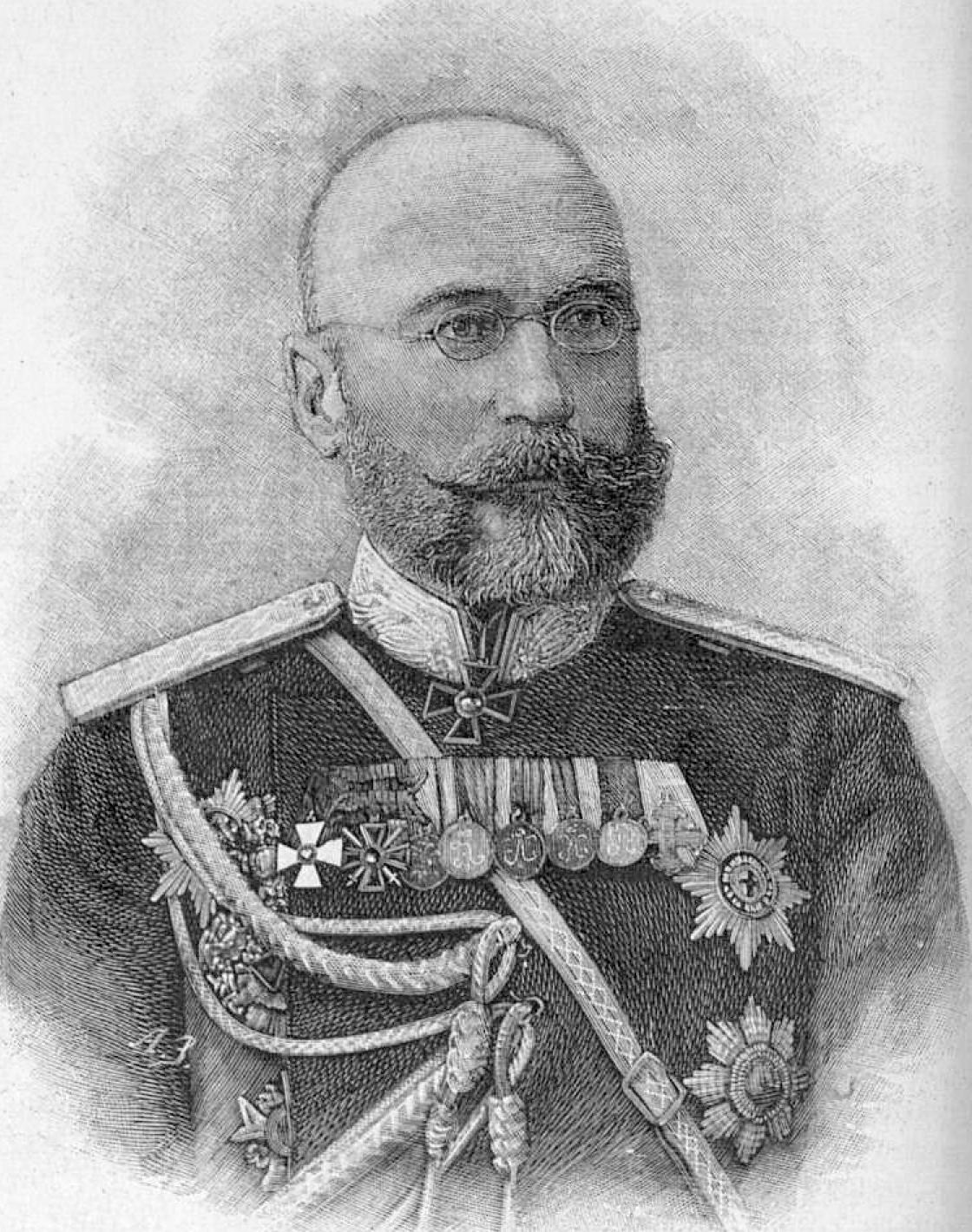 Гродеков, Николай Иванович — Википедия