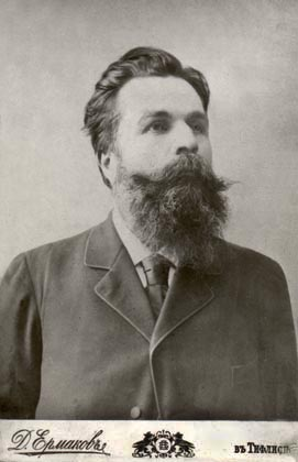 Image of Dmitri Ermakov from Wikidata