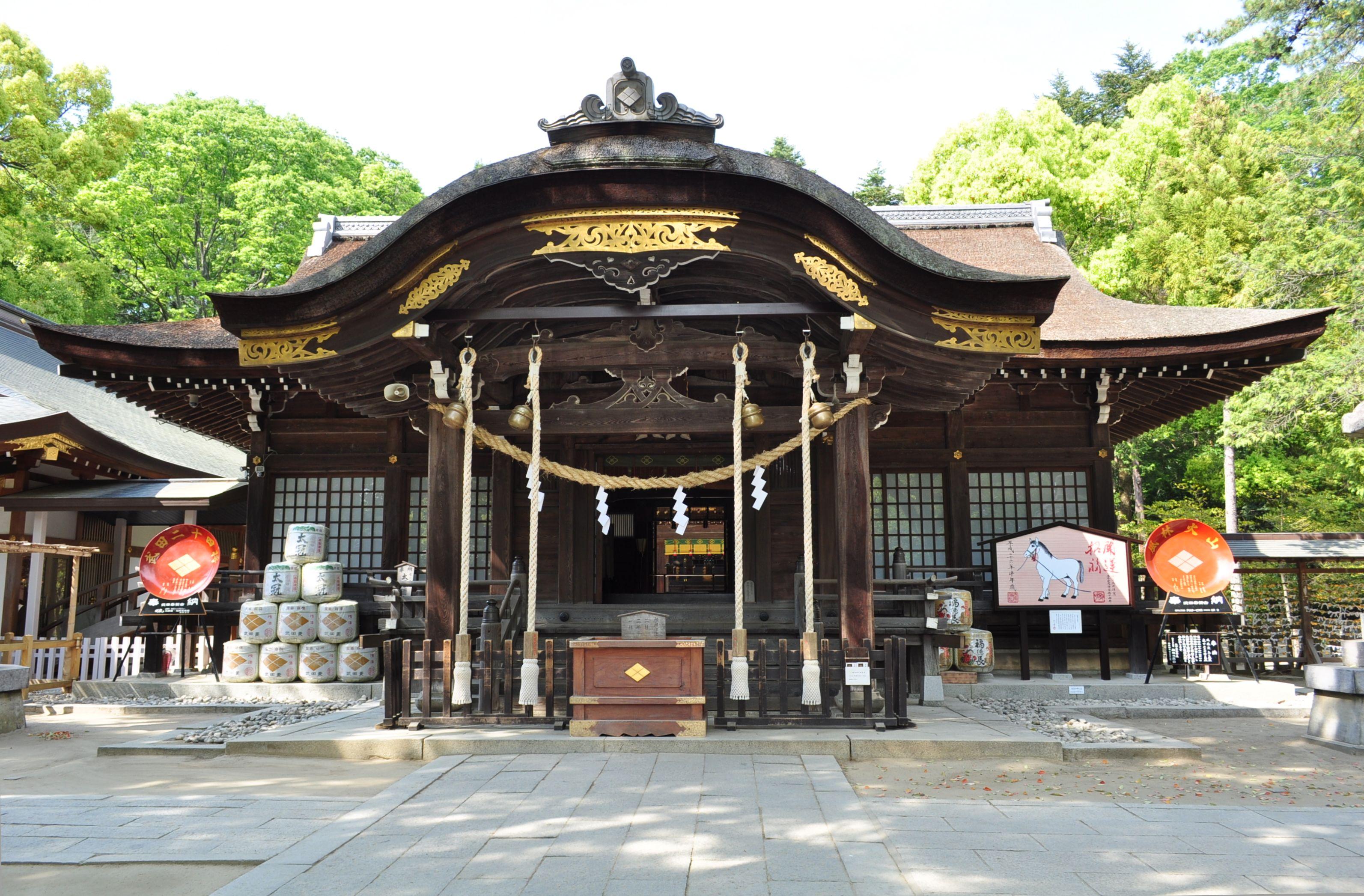 「武田神社」の画像検索結果