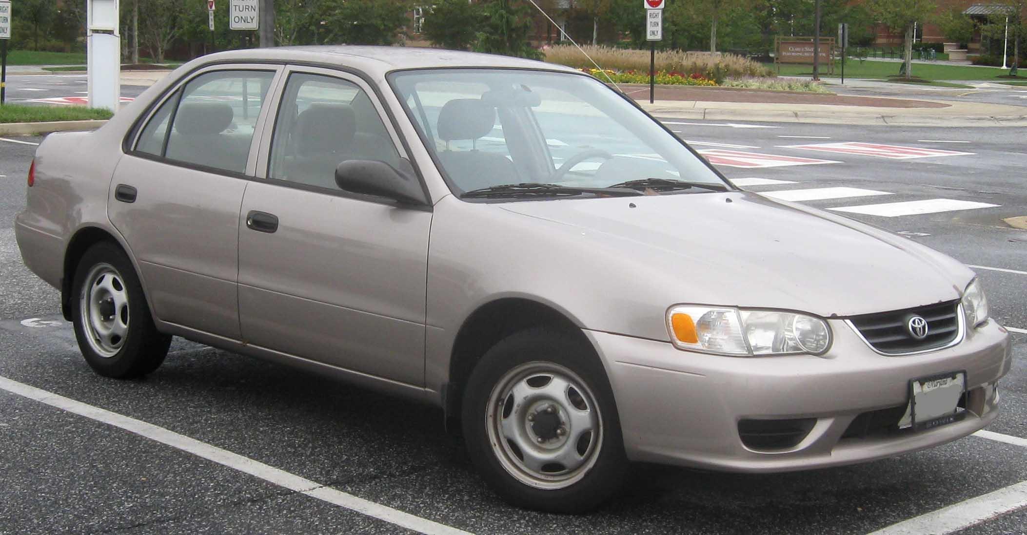 Toyota Corolla 2002 White File:01-02 toyota corolla ce.