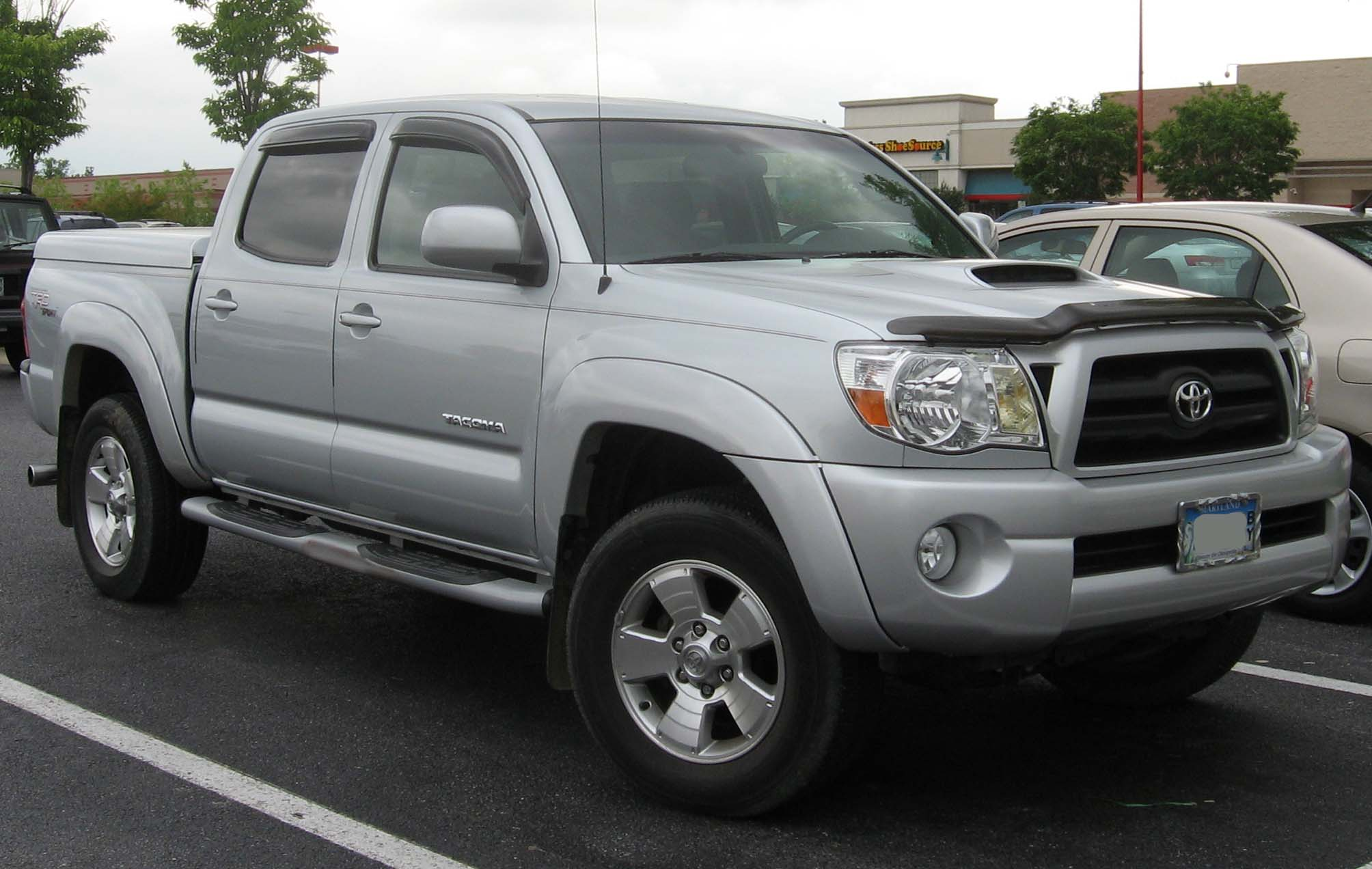 Toyota Tacoma Truck Bed Door