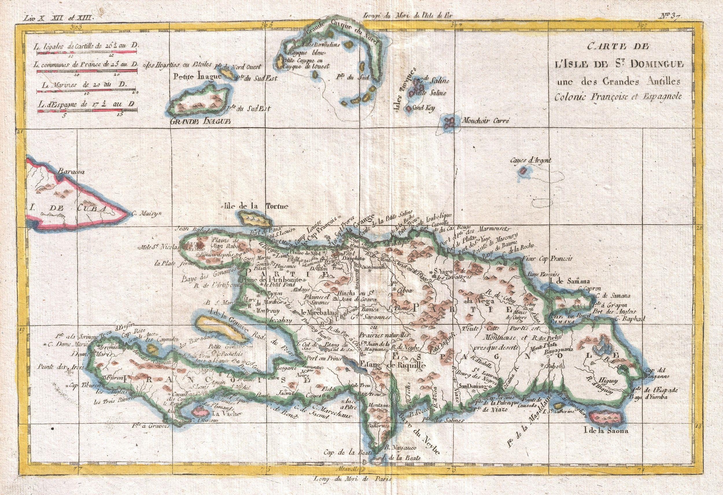 file 1780 raynal and bonne map of hispaniola west in s