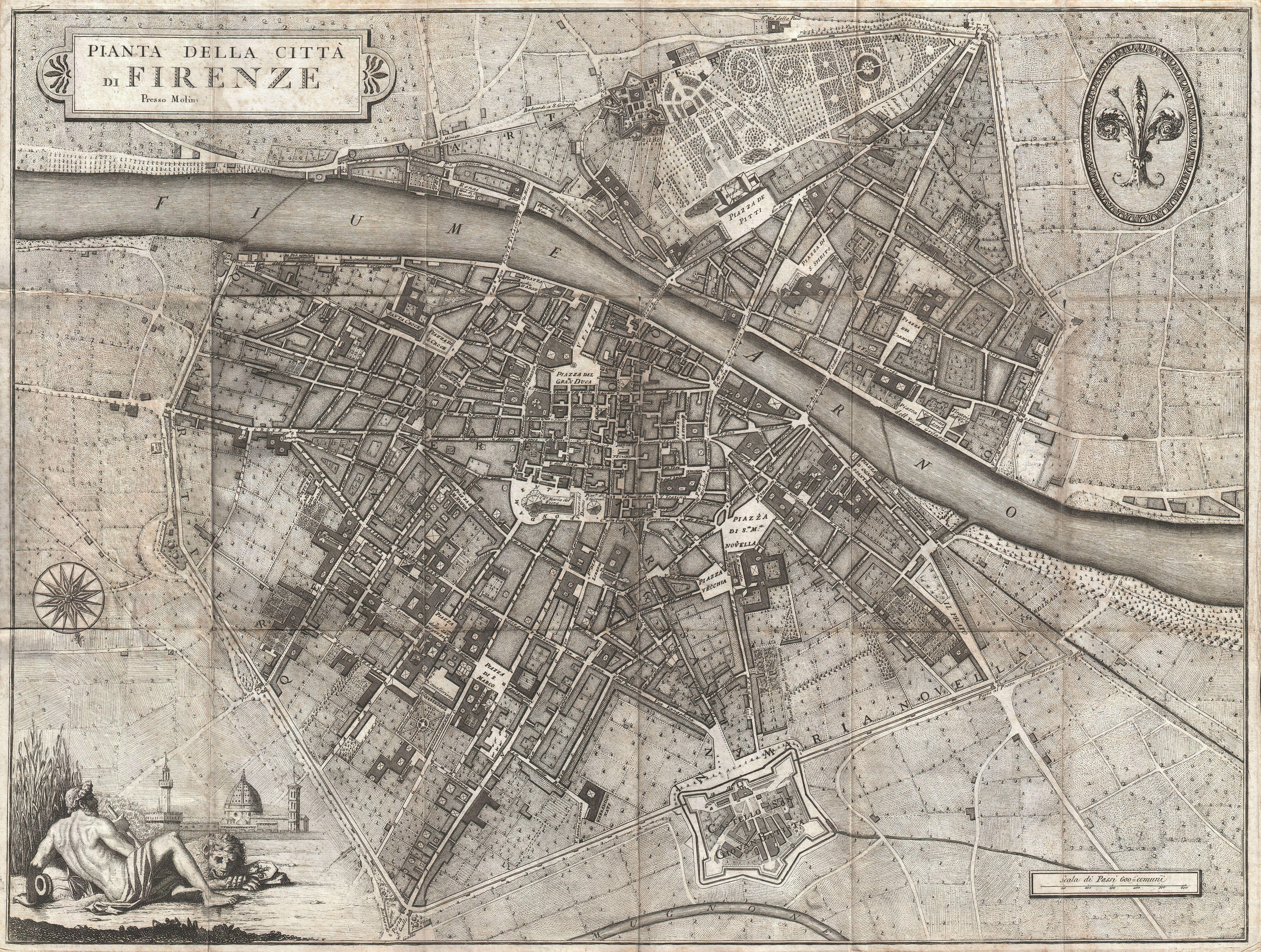 historical maps of florence alabama mall - photo#5