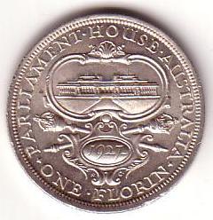 Florin Australian Coin Wikipedia