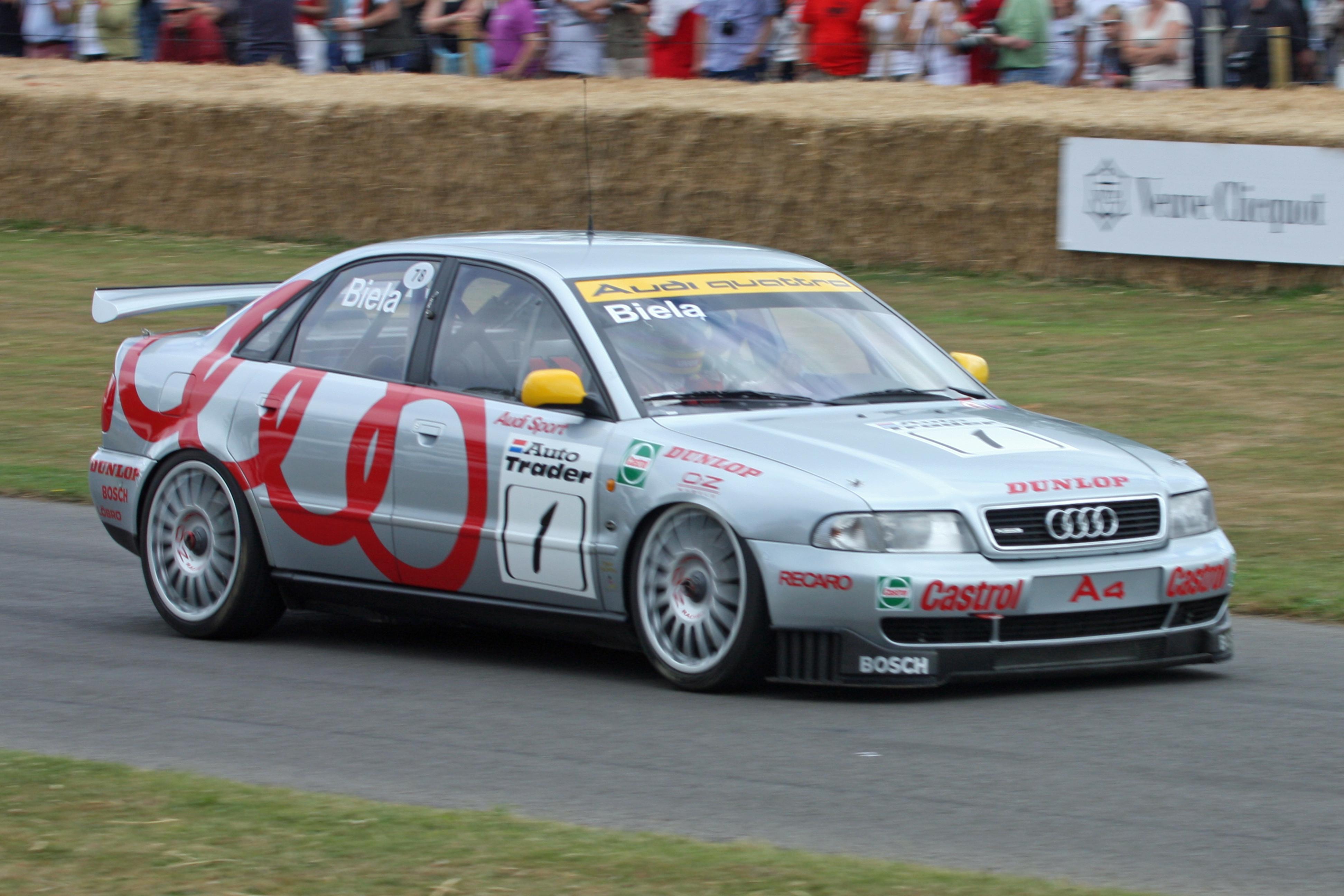 Audi Quattro Race Car For Sale