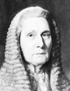 Lord Selborne, the Lord Chancellor who oversaw the passage of the Supreme Court of Judicature Act 1873, merging the Common Pleas, Exchequer, King's Bench and Court of Chancery into one body, the High Court of Justice.