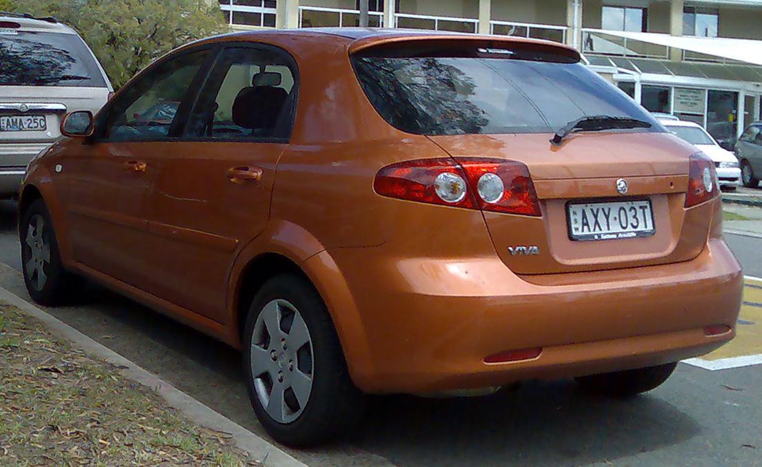 File2005 2007 Holden Viva Jf Hatchback 02g Wikimedia Commons