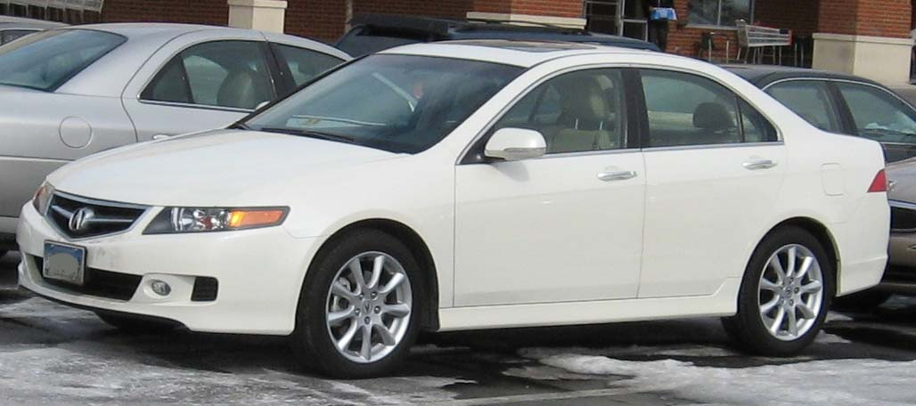 File:2007-Acura-TSX.jpg - Wikimedia Commons