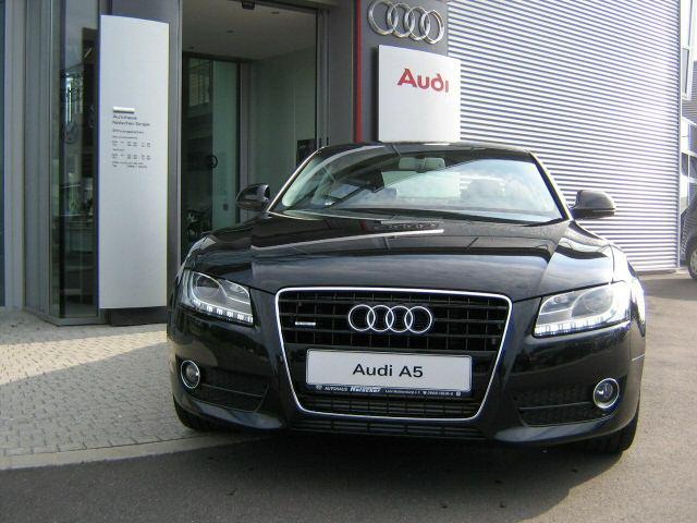 File:2007 Audi A5 rear.JPG - Wikimedia Commons