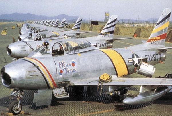 sabre squadron book review