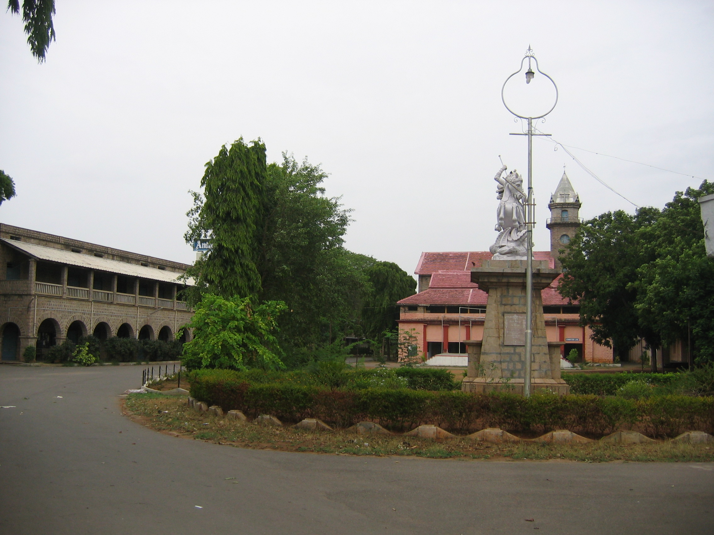 Andhra Christian College - Wikipedia