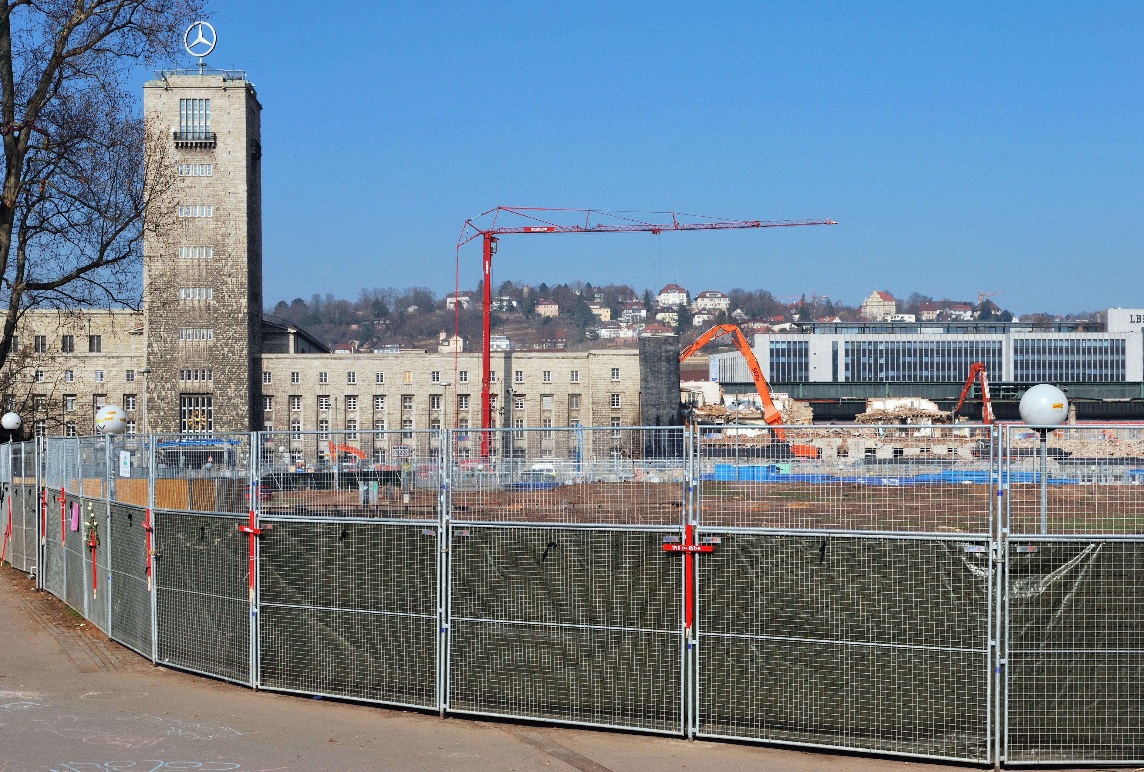 Stuttgart 21 angeblich über eine Mrd. Euro teurer