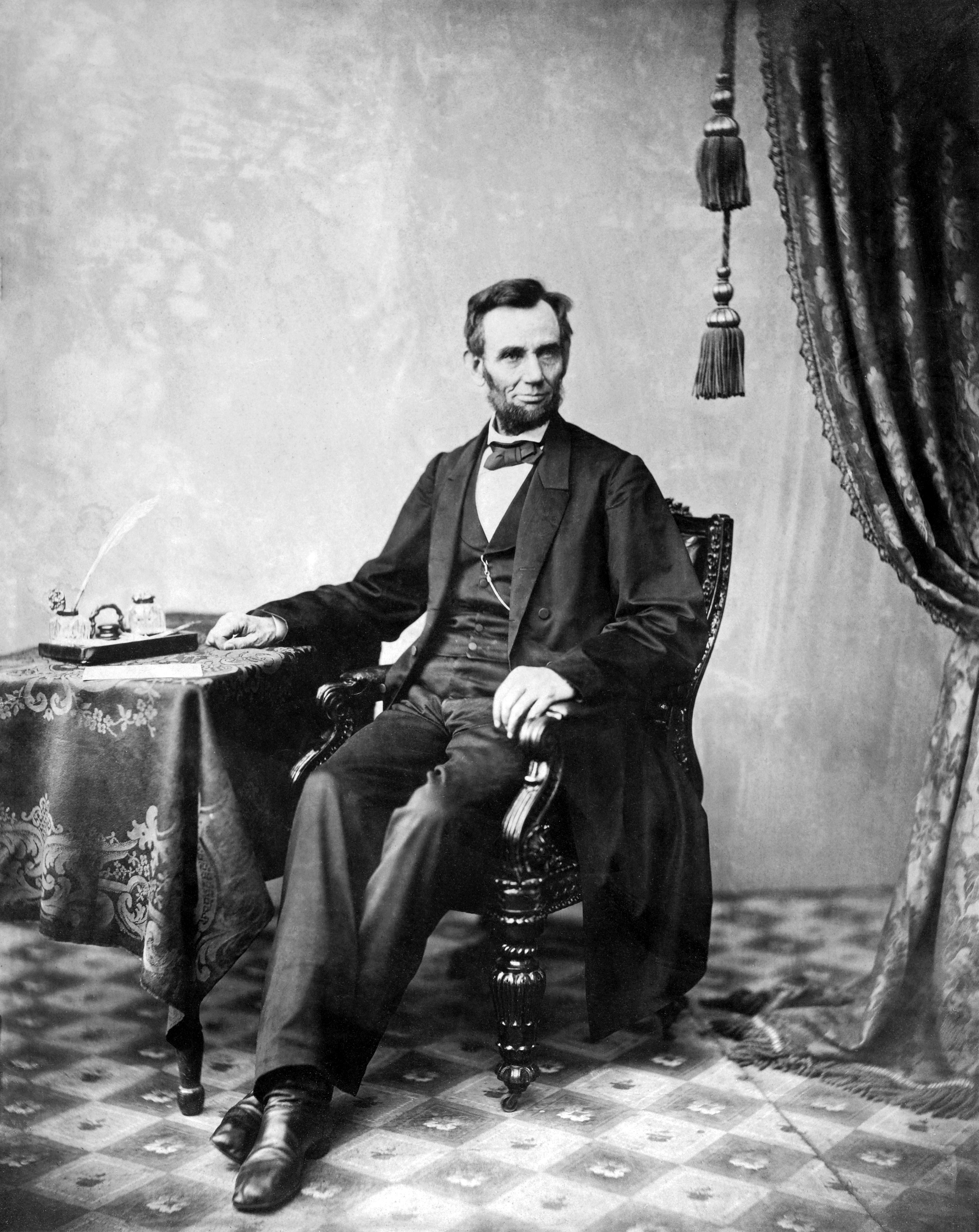 Abraham Lincoln Shoes Size