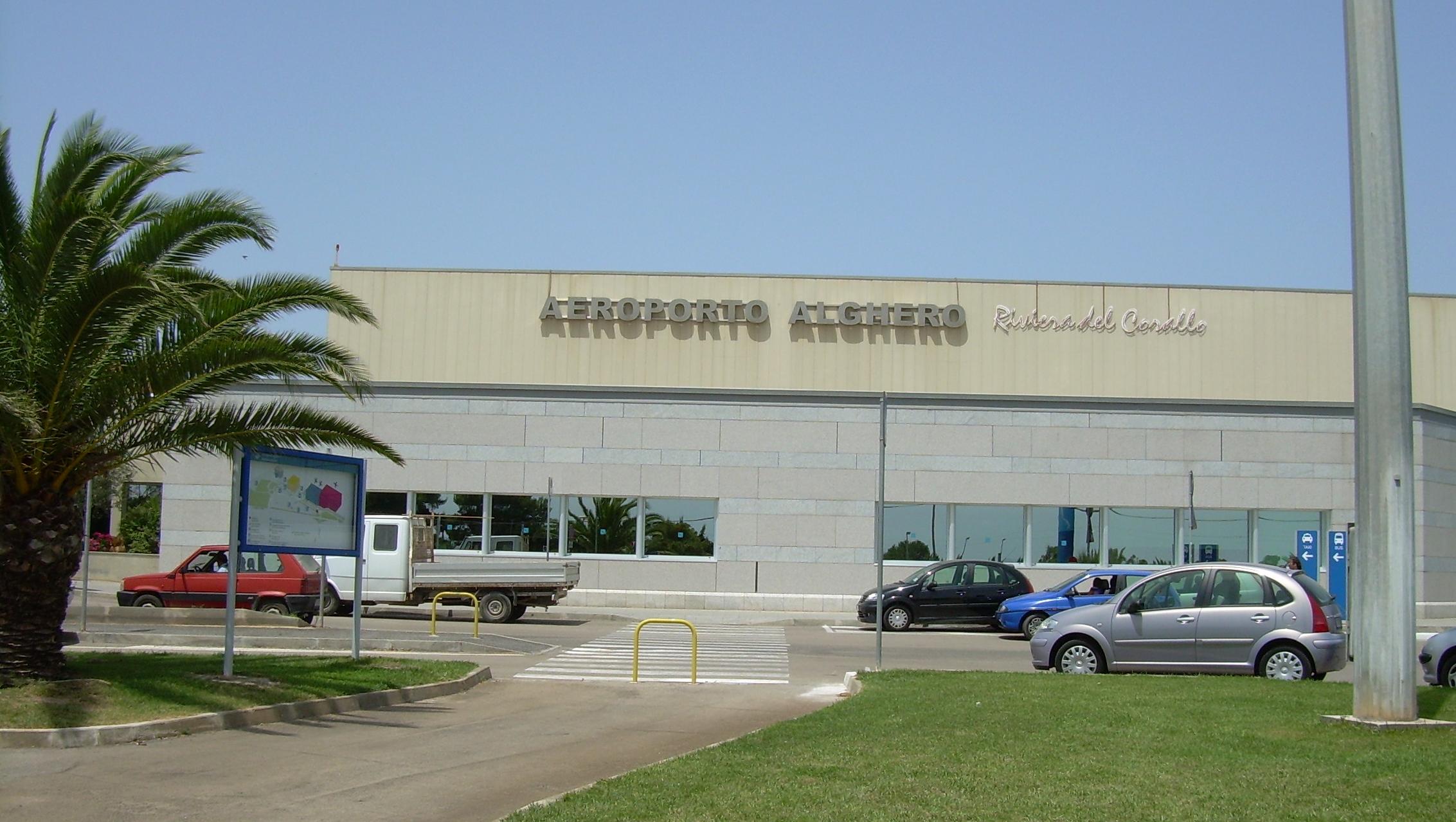 alghero lufthavn