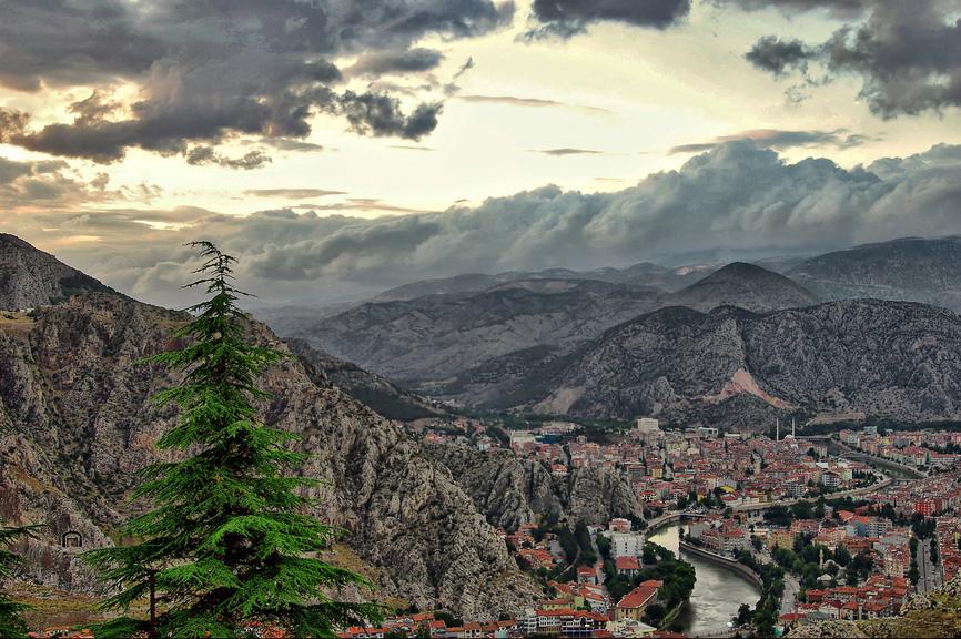Amasya (il) - Vikipedi