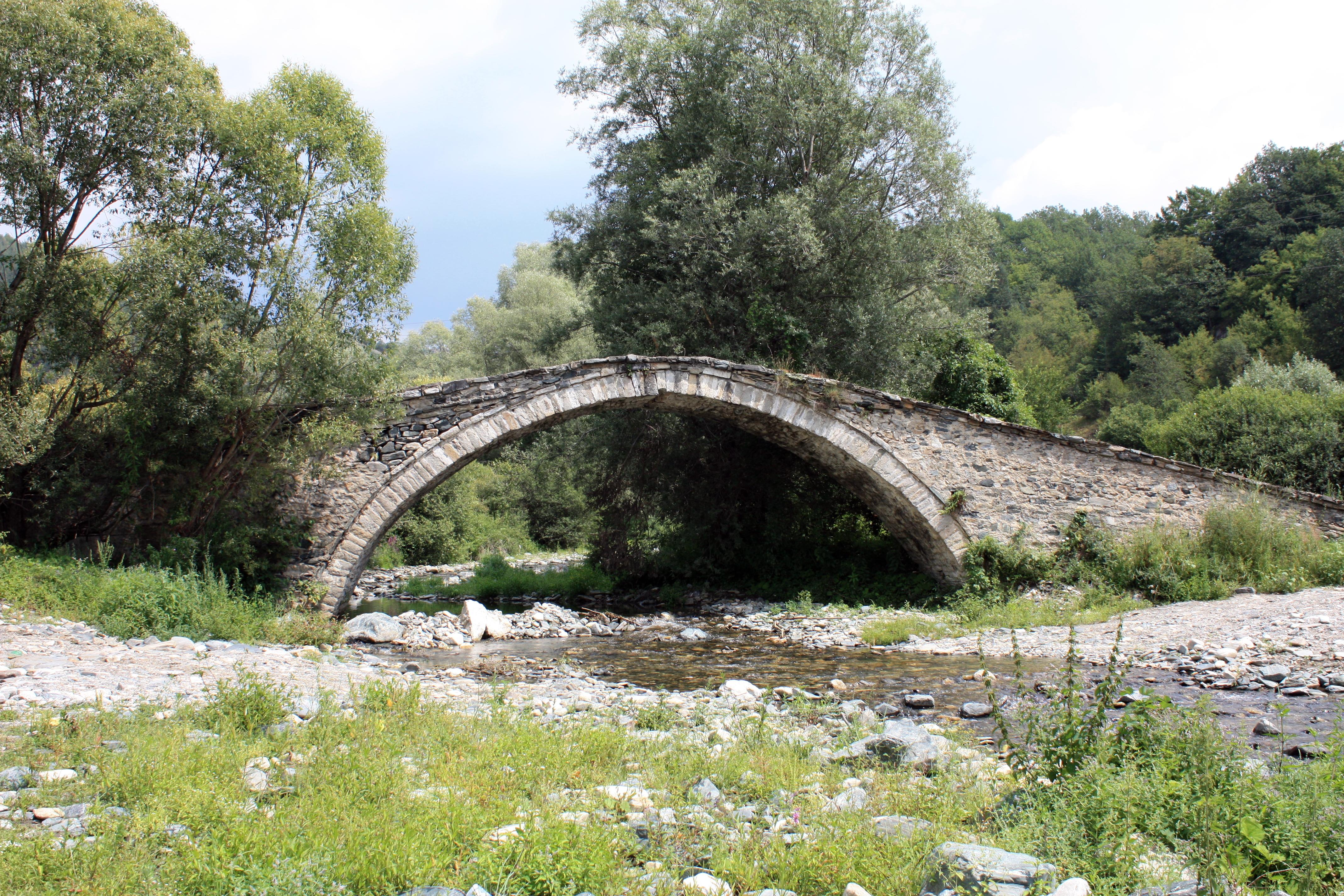 Description Ancient Roman bridge near Dolen Bulgaria jpgRoman Bridges