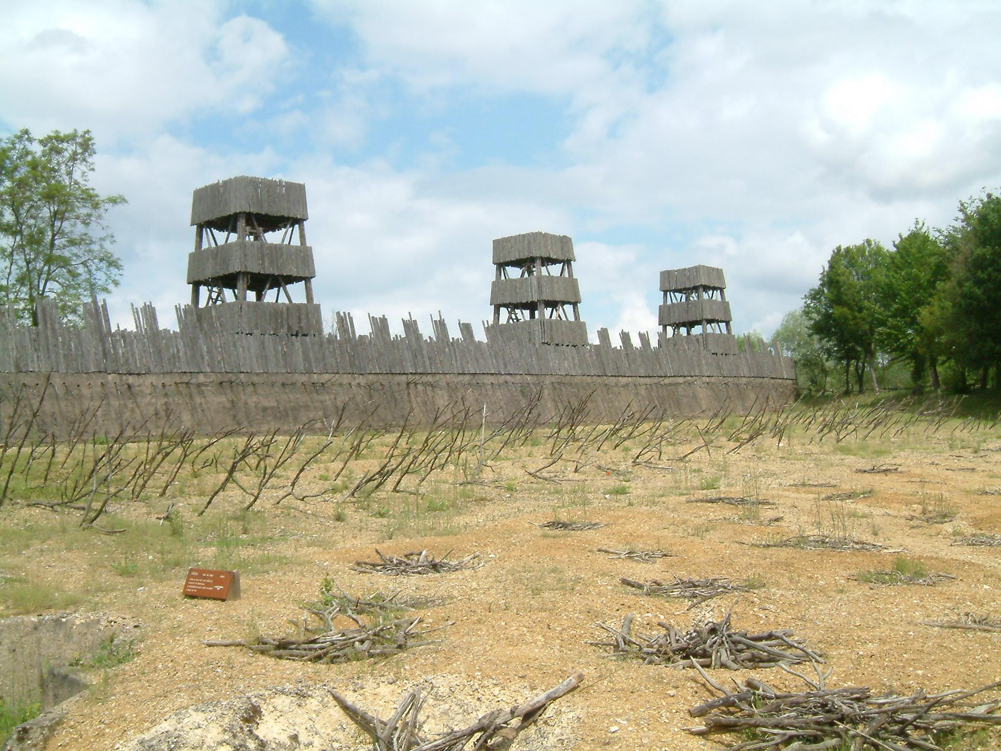 Batalla de Alesia Archeodrome_Beaune_8