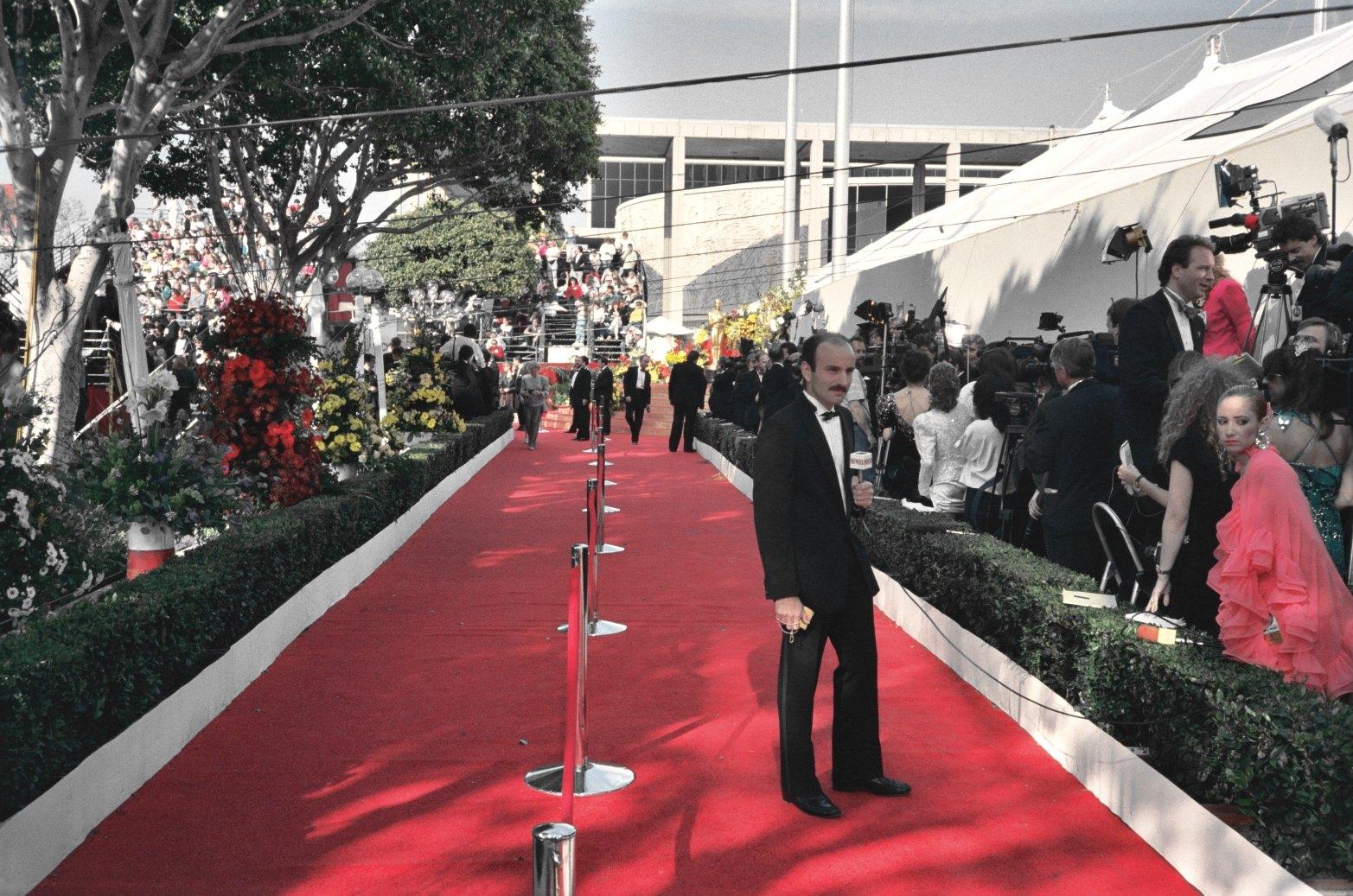 Localización de la alfombra roja de los Oscars 2019
