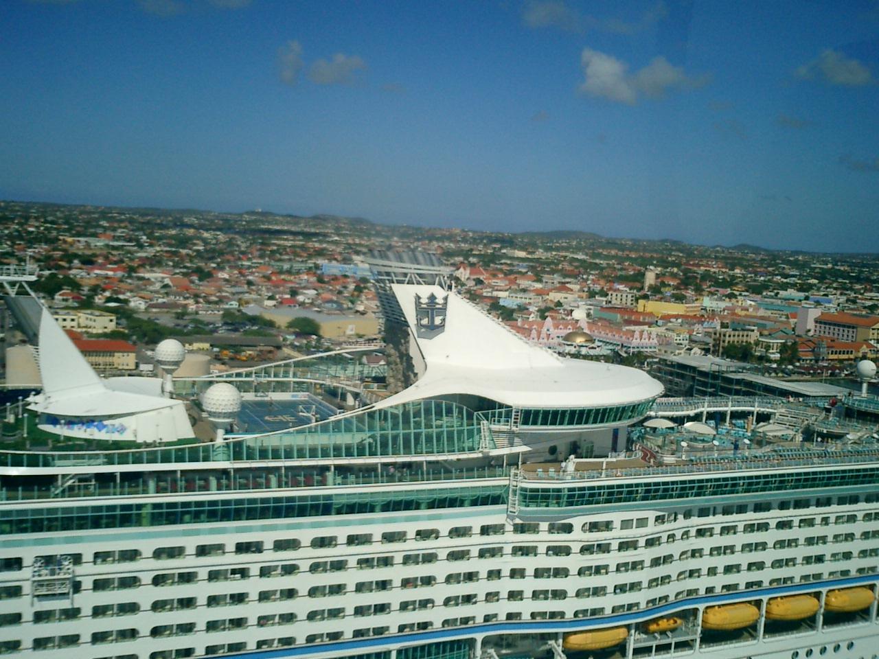 FileAruba Cruise Ship Terminal Panoramiojpg Wikimedia Commons - Cruise ships in aruba