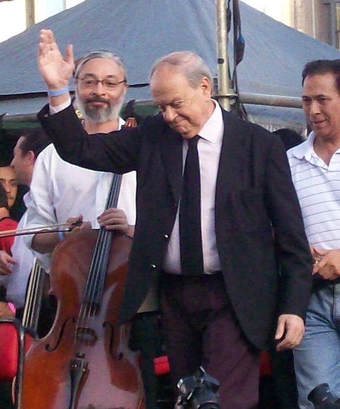 Atilio Stampone en 2010.