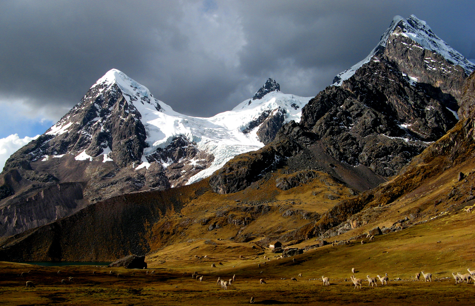 Тающие ледники Анд