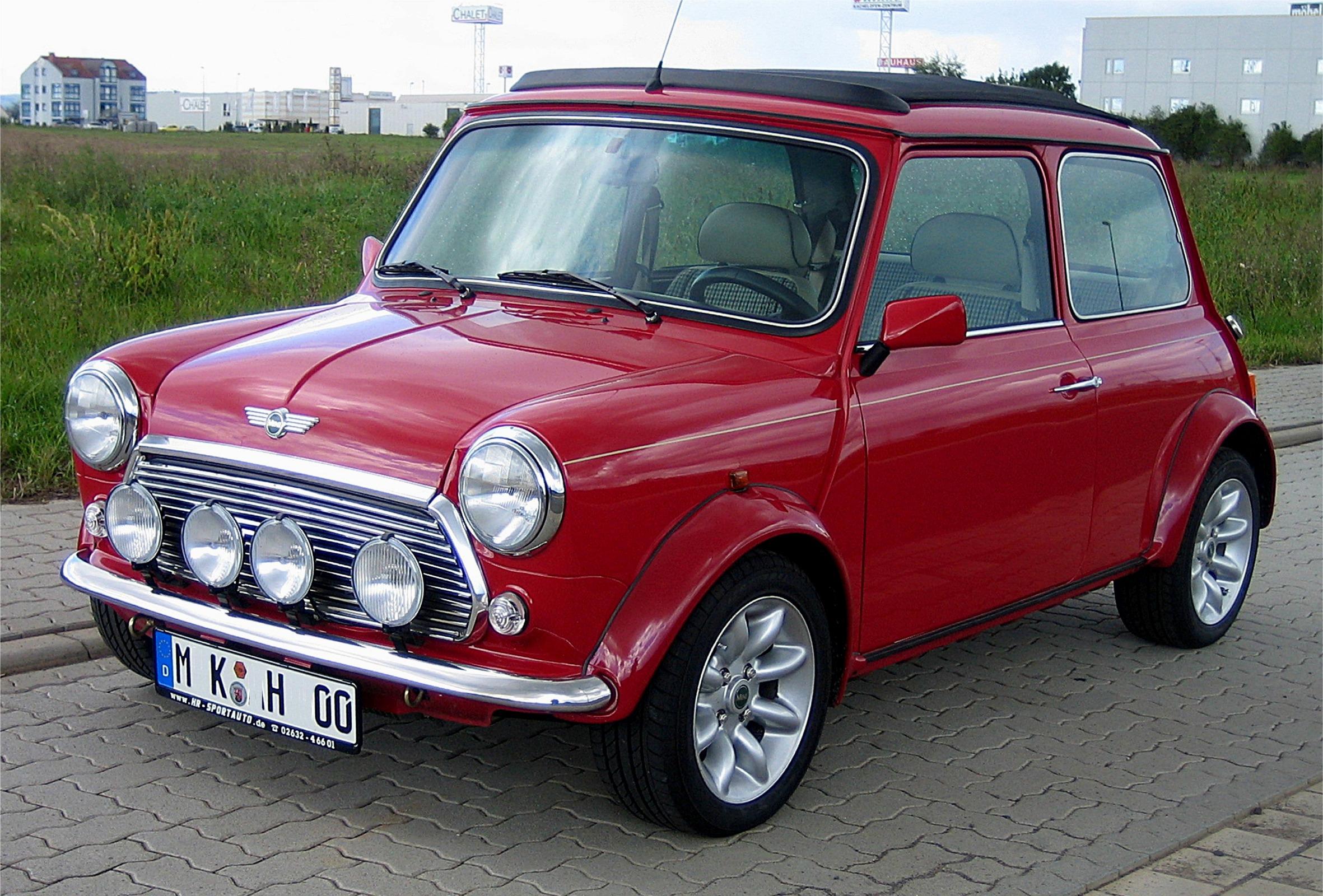 Austin Mini, Baujahr 2000 - 2005-09-17.jpg