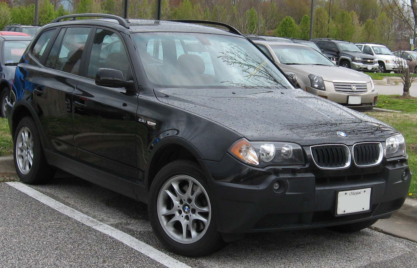 file bmw x3 2 wikimedia commons. Black Bedroom Furniture Sets. Home Design Ideas
