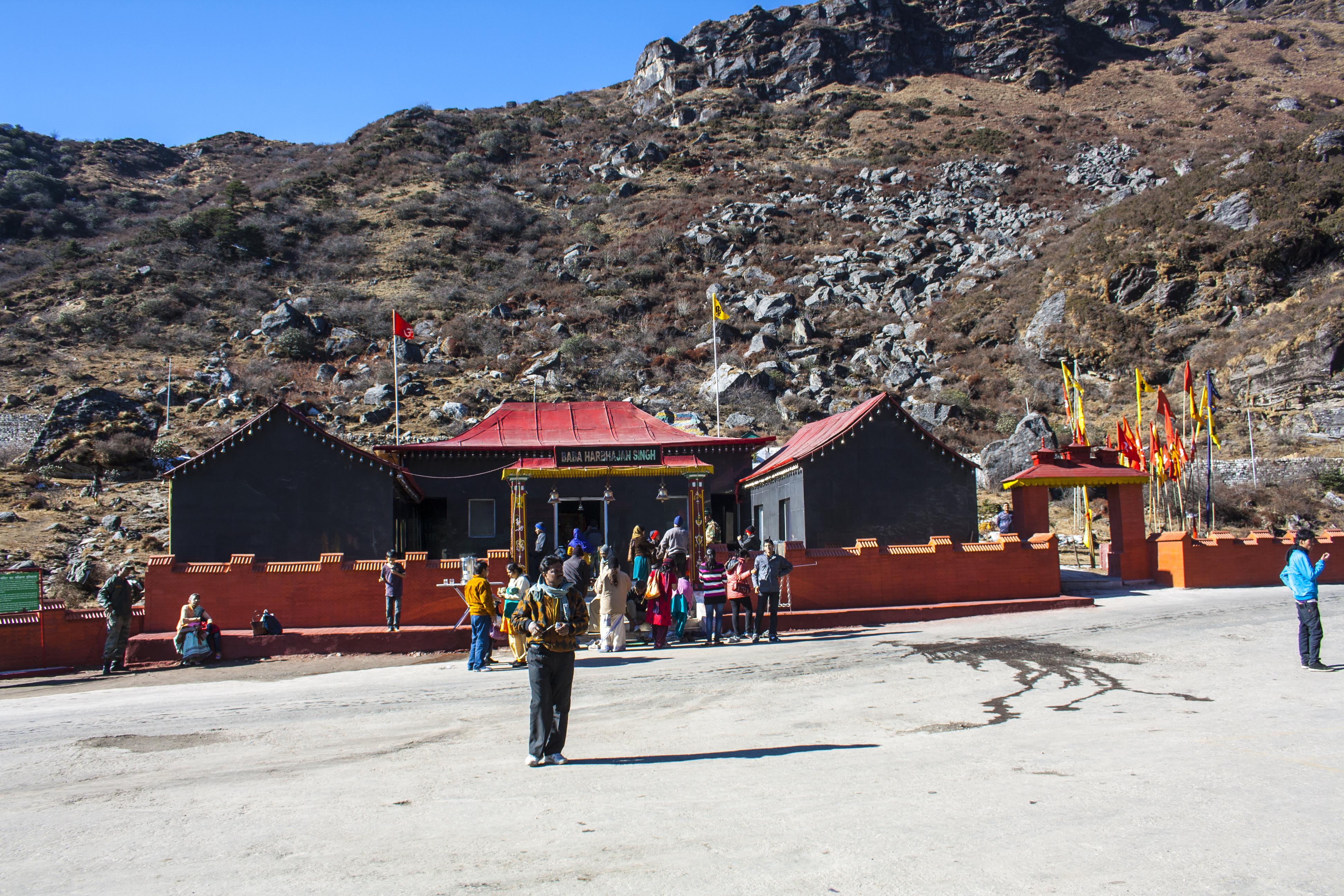 "A chaperone ""Baba Harbhajan Singh"", Sikkim"