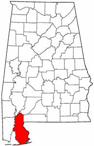 Image:Baldwin County Alabama.png