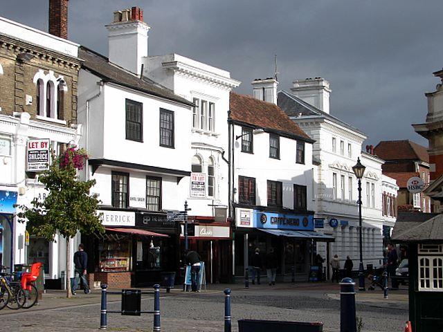 Bancroft, Hitchin - geograph.org.uk - 561828