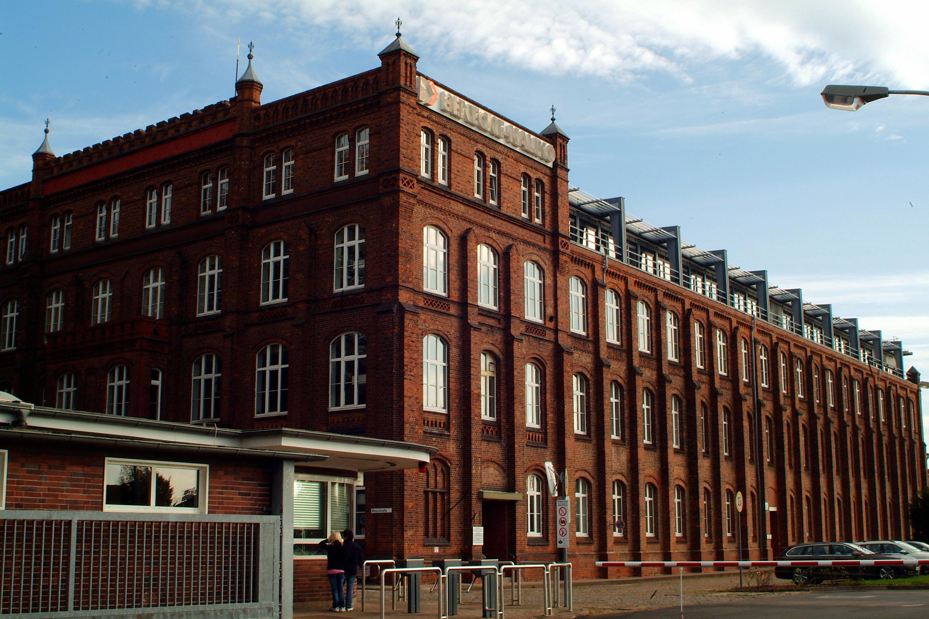 Architekt Hannover file benecke kaliko ag beneckeallee 40 30419 hannover vinnhorst
